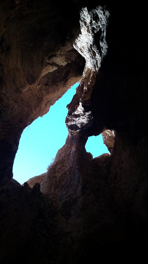 Cave of Munits, San Fernando Valley, CA