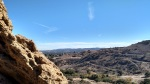 View from the Cave of Munits, San Fernando Valley, CA
