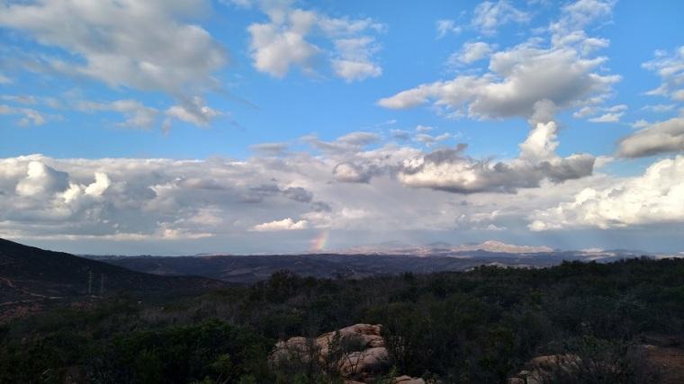 South Fortuna Mountain, Mission Trails Regional Park, San Diego, CA