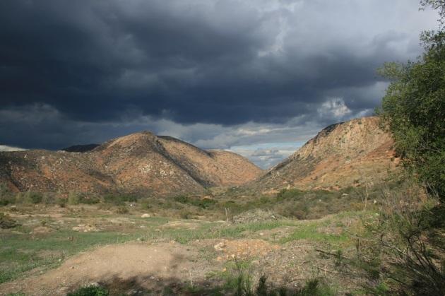 Oak Grove Trail, Mission Trails Regional Park, San Diego, CA