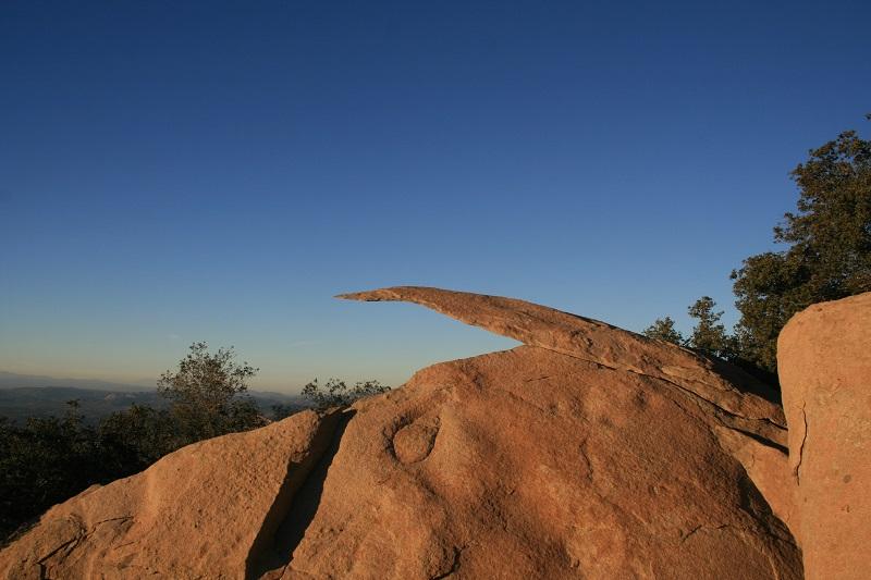 Potato Chip Rock, Mt. Woodson, San Diego, CA