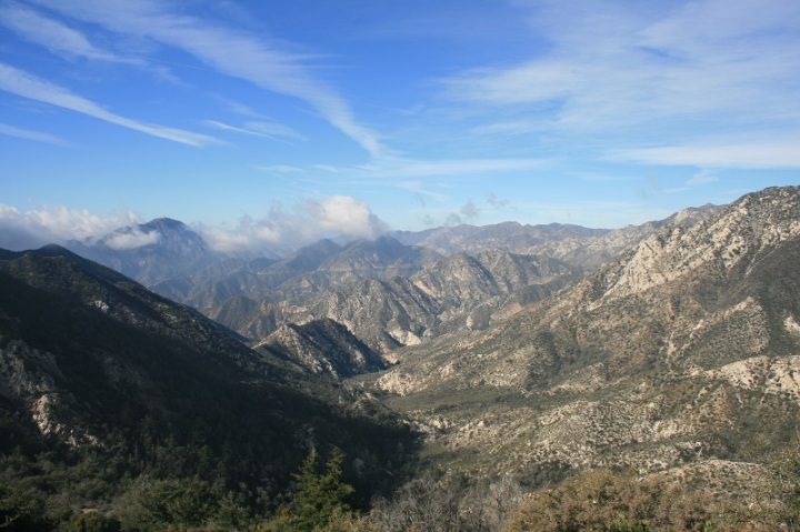 Bear Canyon, Angeles National Forest, CA
