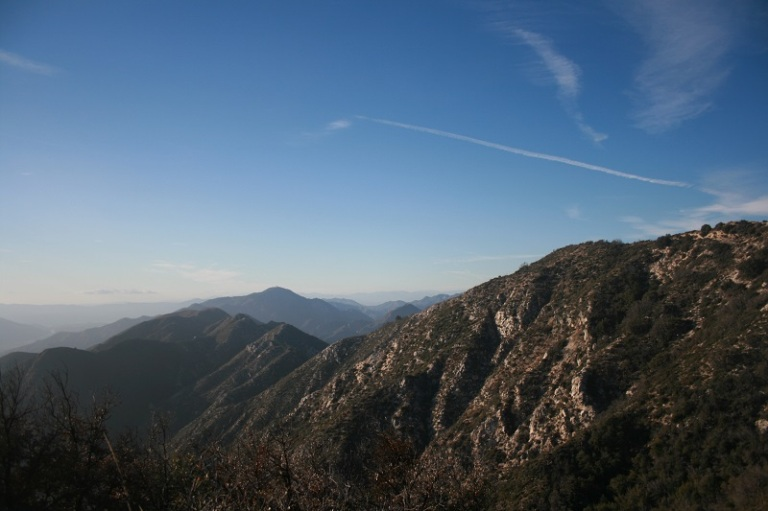 Mt. Lukens, Angeles National Forest, CA