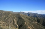 View from Nordhoff Peak, Ojai, CA