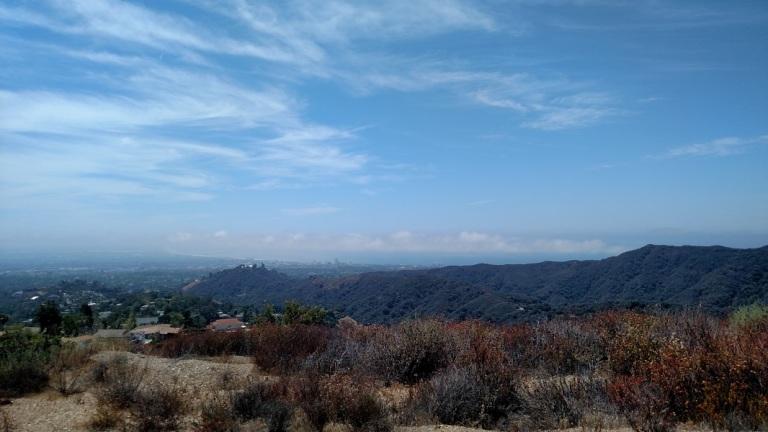 West Mandeville Ridge Trail, Los Angeles, CA