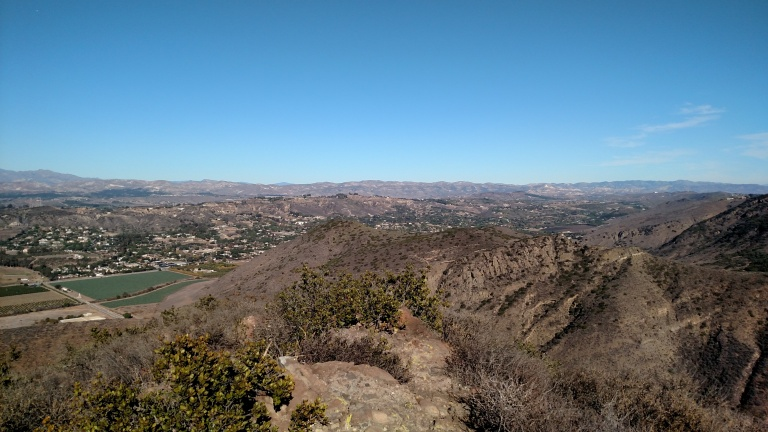 Elliott Mountain, Thousand Oaks, CA
