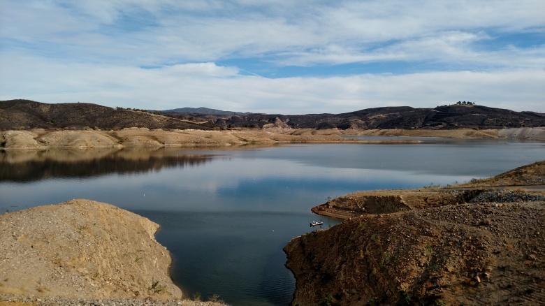 Castaic Lake, Santa Clarita Valley, CA