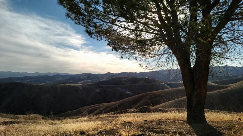 Vista Ridge Fire Road, Castaic Lake, CA
