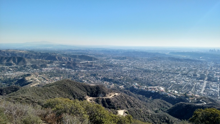 Mt. Tom, Glendale, CA