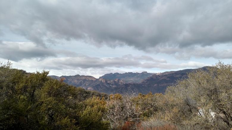 Boney Mountain, Santa Monica Mountains, CA