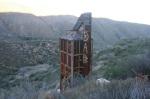 Ball mill, Warlock Mine, Julian, CA