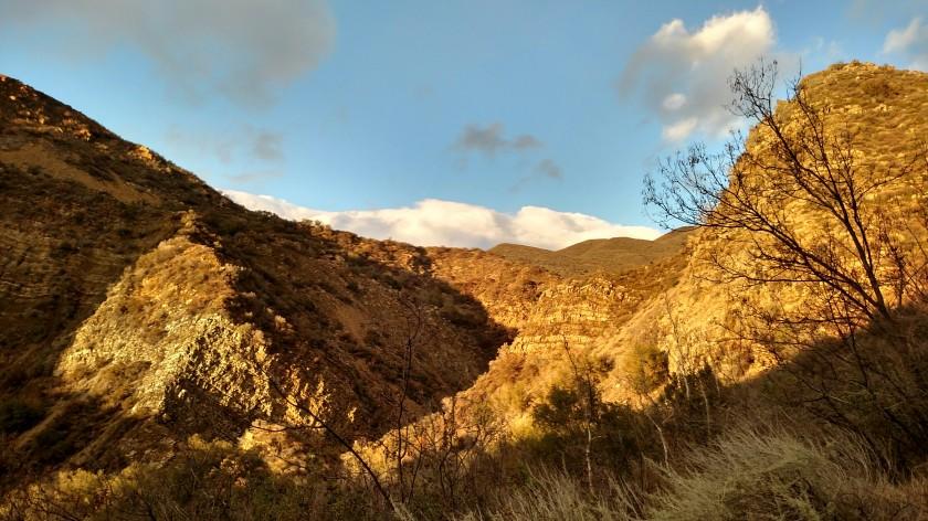 Santa Paula Canyon, Ventura County, CA