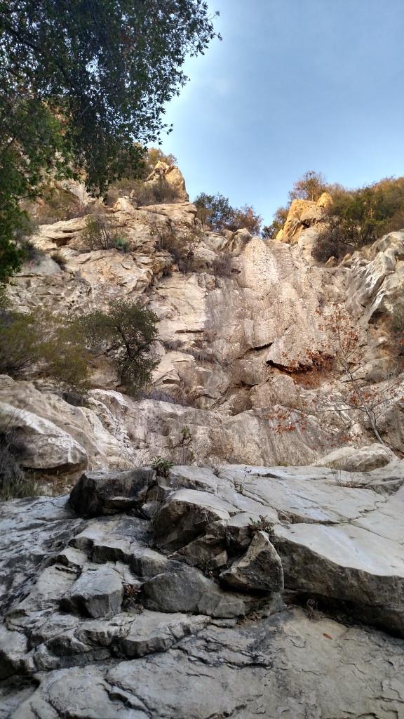 Tangerine Falls, Santa Barbara, CA