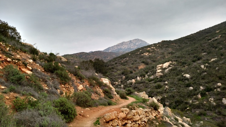 Hollenbeck Canyon, San Diego County, CA