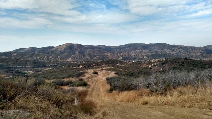Baker Canyon, Orange County, CA
