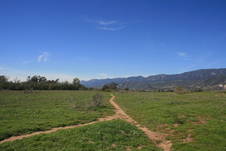 Santa Ynez Mountains, Santa Barbara County, CA