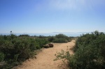 Carpinteria Bluffs trail head