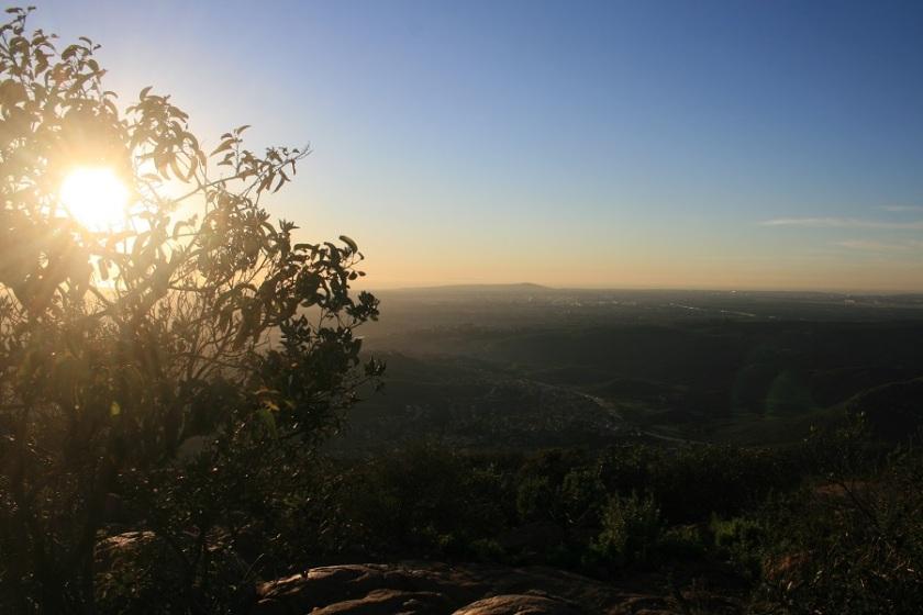 Cowles Mountain, Mission Trails Regional Park, San Diego, CA