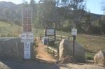 Big Rock Trail Head, Mission Trails Regional Park