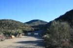 Howard Creek Trail head, Ojai, CA