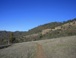 La Jolla Trail, Los Padres National Forest