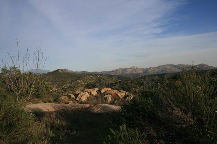 Luelf Pond Preserve, San Diego County, CA