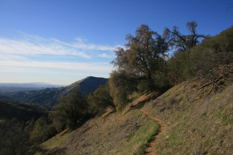 La Jolla Trail, Santa Barbara County, CA