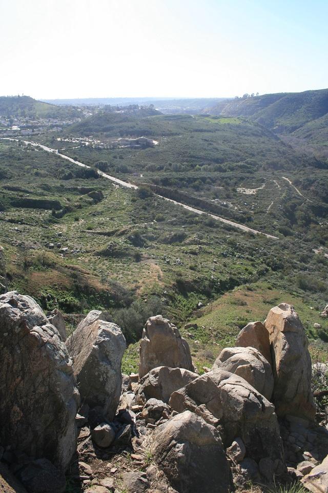Climber's Loop, Mission Trails Regional Park, San Diego, CA