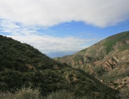 Plunge Creek Truck Trail, Highland, CA