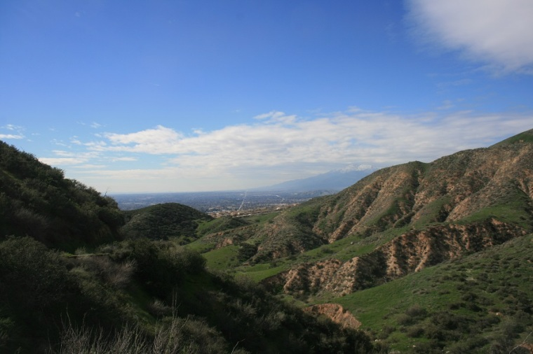Plunge Creek Truck Trail, San Bernardino National Forest, CA