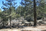 Sulphur Springs Campground, Angeles National Forest, CA
