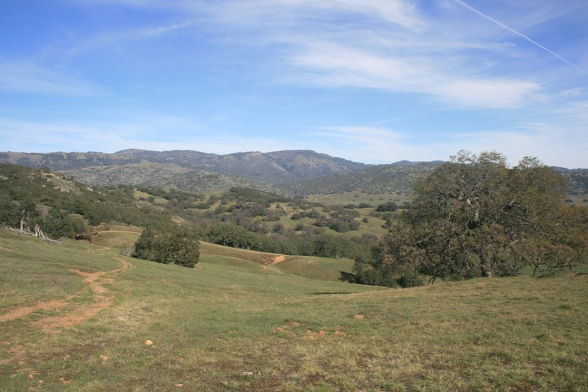 Cuyamaca Mountains and Santa Ysabel Open Space, San Diego County, CA