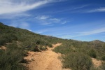 Pacific Crest Trail to Combs Peak, San Diego County, CA