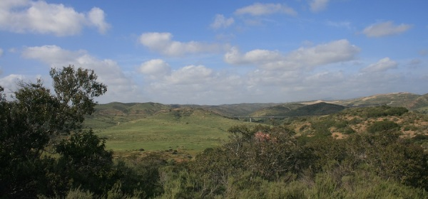 View from the Kwaay Paay Peak Trail, Mission Trails Regional Park