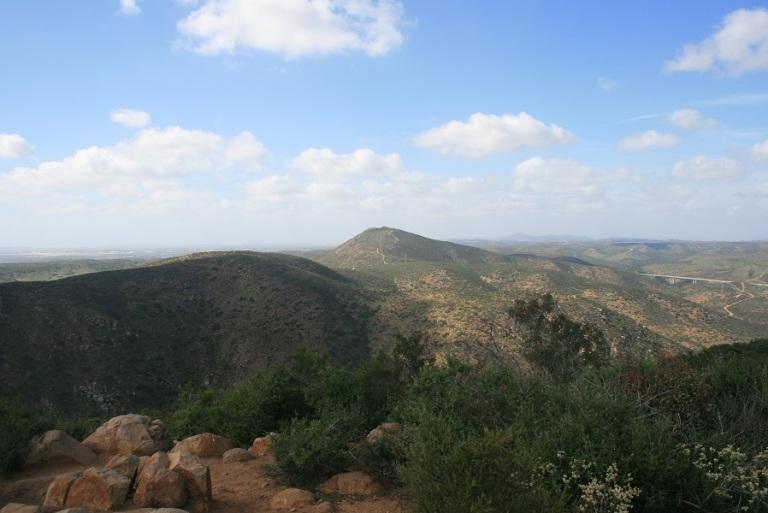 Kwaay Paay Peak, Mission Trails Regional Park, San Diego, CA