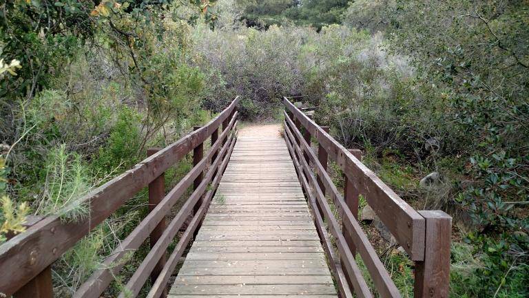 Nature Trail, Dixon Lake, Escondido, CA