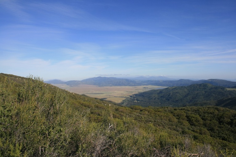 Barker Valley, San Diego County, CA