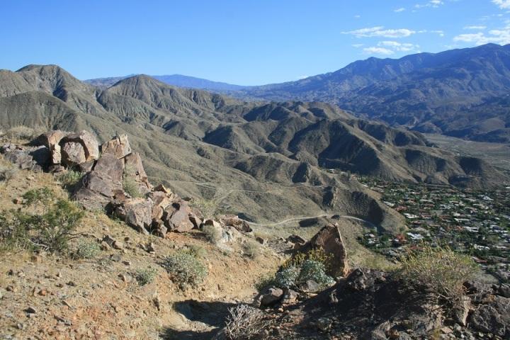 Garstin Trail, Palm Springs, CA