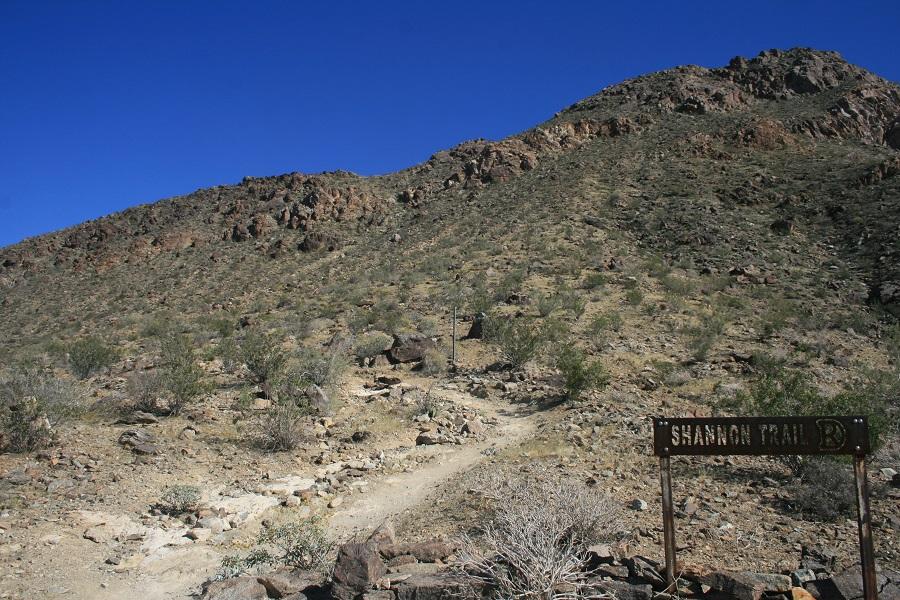 Earl Henderson Garstin Loop Palm Springs Nobody Hikes