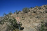 Garstin Trail Head, Palm Springs, CA
