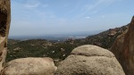 View of Chatsworth, CA from Johnson Mountain Way
