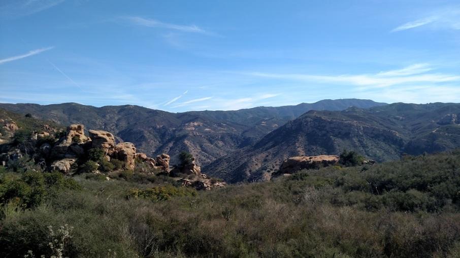 Mini Moab hike, Orange County, CA