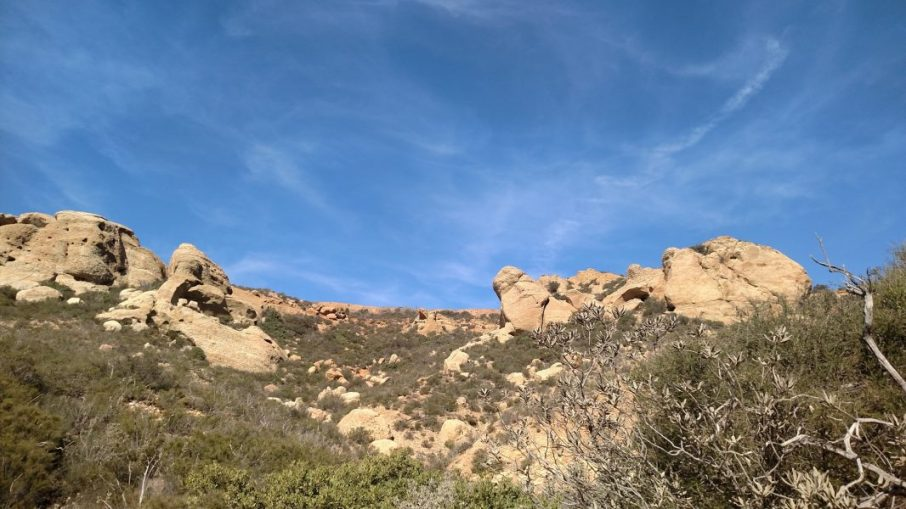 Mini Moab, Orange County