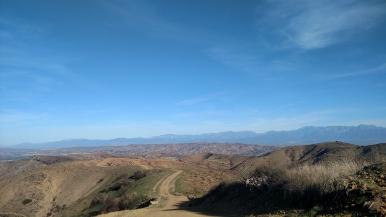 Mini Moab hike, Orange County, CA