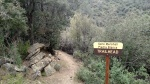 Gene Marshall Trail, Los Padres National Forest, Ventura County, CA