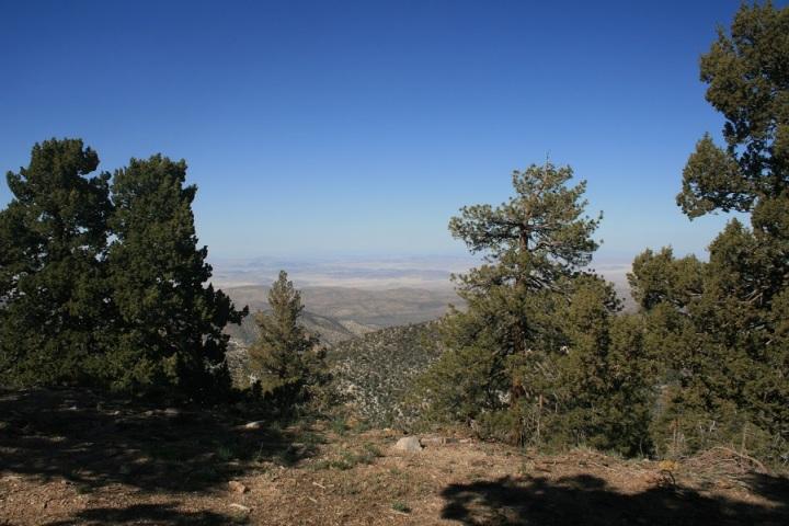Onyx Peak, San Bernardino National Forest, CA