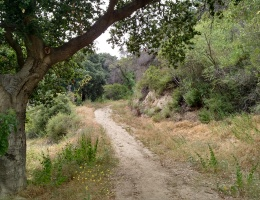 Cross Town Trail, La Canada Flintrdige, CA
