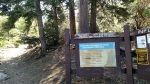 San Bernardino Peak trail head, San Bernardino National Forest, CA
