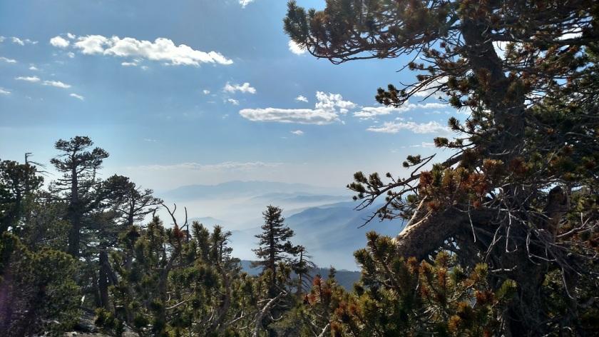 San Bernardino Peak, CA