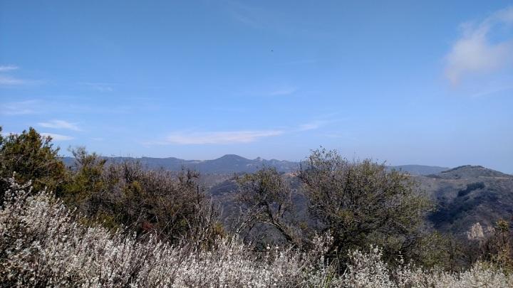 Castro Peak, Santa Monica Mountains, CA